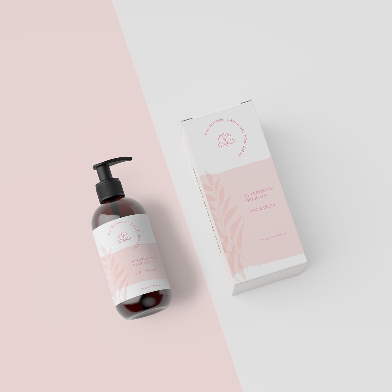 packaging cosmetici laura del benessere inveruno